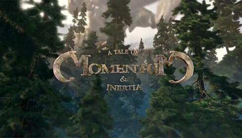 Court-métrage  A Tale of Momentum & Inertia
