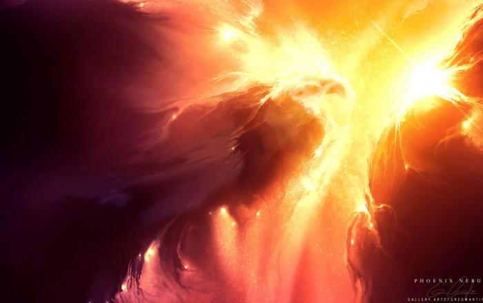 Phoenix Nebula - Greg Martin