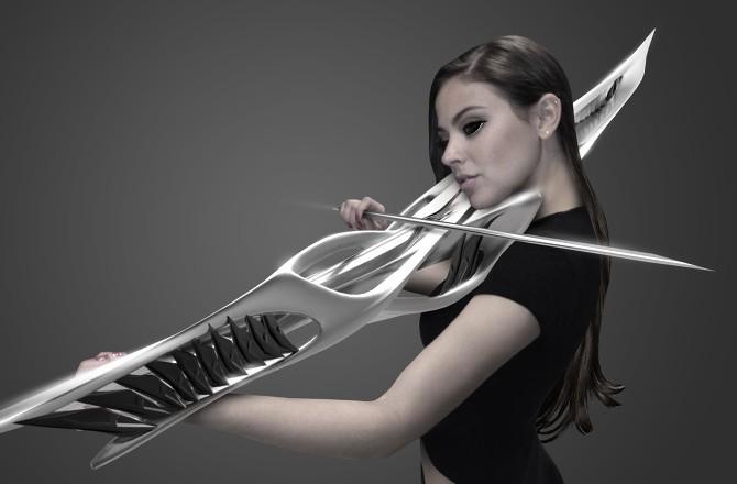 Violon 3D impression _1